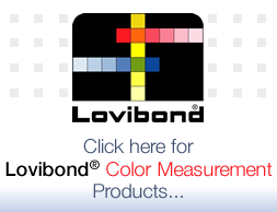 Click here for Lovibond Color Measurement Products